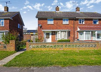 2 bed semi-detached house for sale in Melbourne Way, Worthing BN12