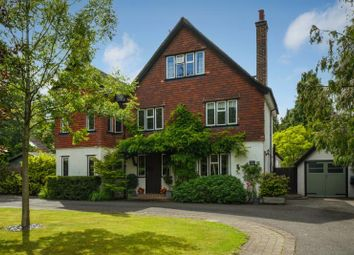 Thumbnail 7 bed detached house to rent in Ashley Road, Walton On Thames, Surrey
