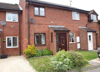 Thumbnail 2 bedroom terraced house to rent in Redcap Gardens, Shaw, Swindon