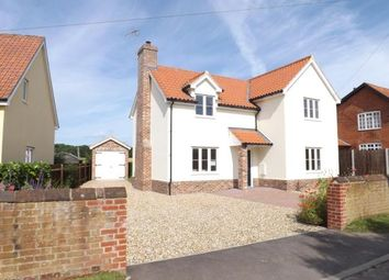 Thumbnail 3 bedroom detached house for sale in Hintlesham, Ipswich, Suffolk