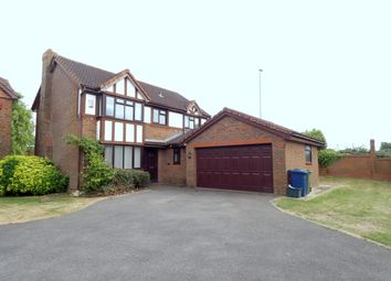 Thumbnail 4 bed detached house to rent in Yarlington Close, Bishops Cleeve, Cheltenham