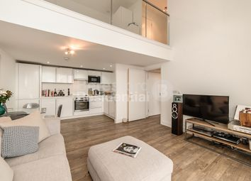 Thumbnail 2 bed flat to rent in Milles Square, London