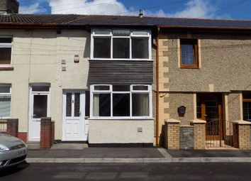 Thumbnail 2 bed terraced house for sale in Oak Street, Abertillery