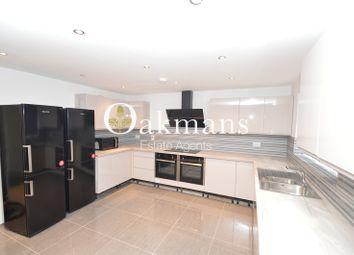 Thumbnail 7 bedroom property to rent in Harrow Road, Birmingham, West Midlands.