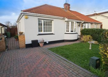 Thumbnail 3 bed semi-detached bungalow for sale in Alpha Close, Bowers Gifford, Basildon