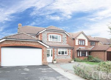 Thumbnail 4 bed detached house for sale in Campion Park, Up Hatherley, Cheltenham