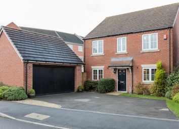 Thumbnail 4 bed detached house for sale in Long Furlong, Sheffield, South Yorkshire