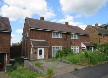 Thumbnail Semi-detached house for sale in Shepherds Road, Winchester