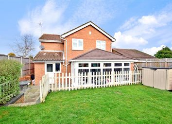 Thumbnail 4 bed detached house for sale in The Pippins, Meopham, Kent