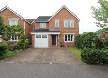 Thumbnail 4 bed detached house for sale in Lincoln Way, North Wingfield, Chesterfield