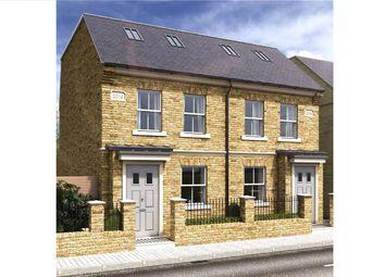 Thumbnail Semi-detached house for sale in Westfields Avenue, Barnes, London