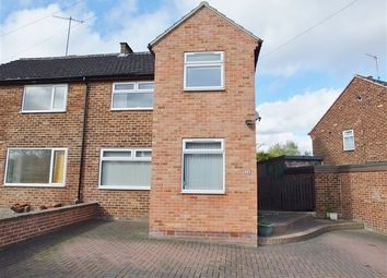 Thumbnail 3 bed semi-detached house for sale in Normanville Avenue, Brinsworth, Rotherham