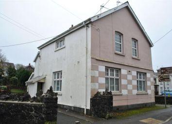 Thumbnail 2 bed flat to rent in Cwmamman Road, Garnant, Ammanford