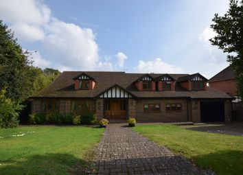 Thumbnail 6 bed detached house for sale in Ruxley Crescent, Esher