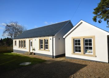 Thumbnail 3 bed detached bungalow for sale in West Abercromby Street, Helensburgh