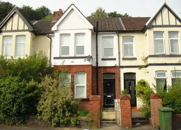 Thumbnail 5 bed terraced house to rent in Llantwit Road, Treforest, Pontypridd