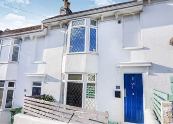 Thumbnail 1 bed terraced house for sale in Popes Folly, Brighton
