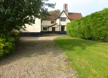 Thumbnail 6 bed farmhouse to rent in Church Lane, Tibenham, Norwich