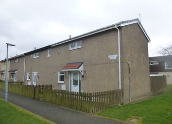 Thumbnail 2 bed end terrace house for sale in Lubnaig Walk, Holytown, Motherwell