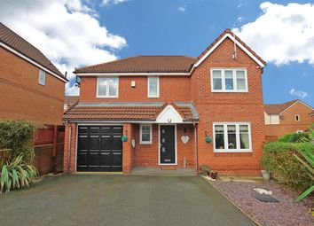 Thumbnail 4 bed detached house for sale in Grenada Close, Lower Darwen, Darwen