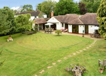 Thumbnail 4 bedroom detached bungalow for sale in Church Lane, Arborfield, Berkshire