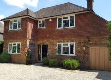 Thumbnail 4 bed detached house for sale in Station Road, Edenbridge