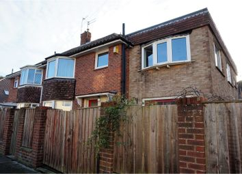 Thumbnail 6 bed semi-detached house for sale in St. Ronans Road, Southsea