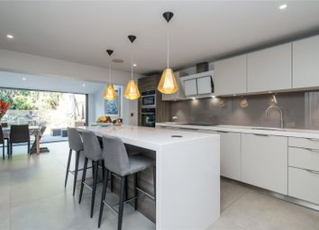 Thumbnail 5 bed semi-detached house for sale in Queensmere Road, Wimbledon, London