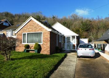 Thumbnail 3 bed detached bungalow for sale in Deanwood Road, River, Dover, Kent