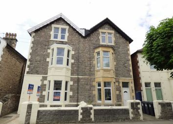 Thumbnail 1 bedroom flat for sale in Clevedon Road, Weston-Super-Mare