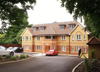 Thumbnail 2 bed flat for sale in 116 Portsmouth Road, Camberley, Surrey