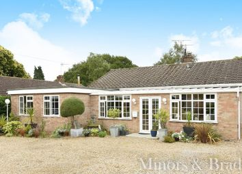 Thumbnail 4 bedroom detached bungalow for sale in Rectory Close, Rollesby, Great Yarmouth