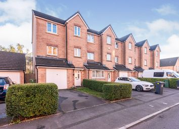 Thumbnail 4 bed town house for sale in Tatham Road, Llanishen, Cardiff