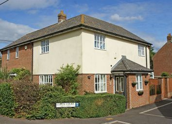Thumbnail 3 bed semi-detached house for sale in Curtis Close, Bishops Caundle, Sherborne