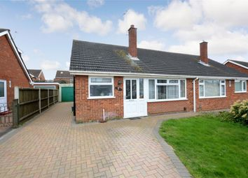 Thumbnail 3 bed semi-detached bungalow for sale in Lindsay Road, Sprowston, Norwich