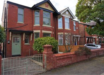 Thumbnail 3 bed semi-detached house for sale in Linden Park, Manchester