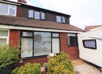 Thumbnail 5 bed semi-detached bungalow for sale in Clifton Crescent, Royton, Oldham