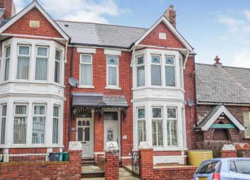3 bed terraced house for sale in Barry Road, Barry CF62