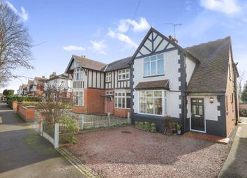 Thumbnail 3 bed detached house for sale in Aggborough Crescent, Kidderminster
