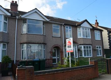 Thumbnail 3 bed terraced house to rent in Westhill Road, Coundon, Coventry