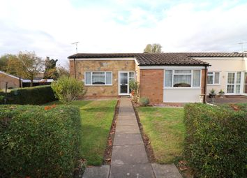 Thumbnail 2 bedroom semi-detached bungalow for sale in Brett Green, Upper Layham, Ipswich, Suffolk