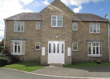 Thumbnail 2 bedroom flat to rent in Manordale Close, Off Hardcastle Lane, Flockton