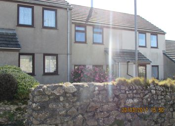 Thumbnail 2 bed terraced house to rent in South Place Gardens, St Just