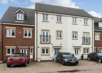 Thumbnail 4 bed terraced house for sale in Bloomery Circle, Newport