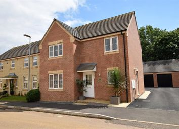 Thumbnail 4 bed detached house for sale in Blacksmiths Avenue, Barleythorpe, Oakham