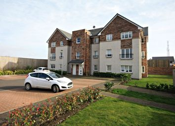 Thumbnail 2 bedroom flat for sale in James Weir Grove, Uddingston, Glasgow