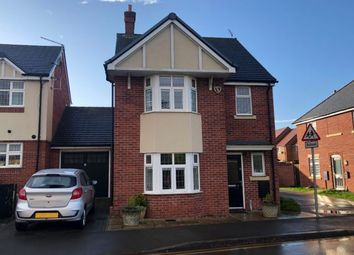 Thumbnail 3 bed detached house for sale in Westwood Way, Abington, Northampton