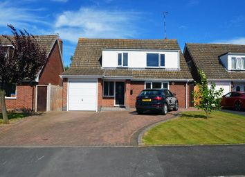 Thumbnail 4 bed detached house for sale in Manor Drive, Strettton On Dunsmore, Rugby