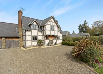Thumbnail 3 bed detached house for sale in Gladestry, Powys