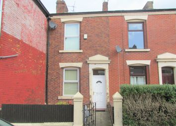 Thumbnail 2 bed terraced house to rent in New Wellington Street, Blackburn